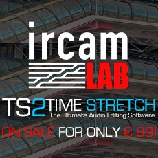 ircam LAB - TS2 On Sale