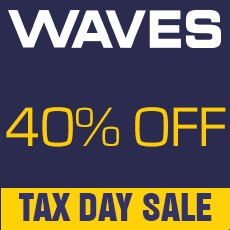 Waves Spark Your Creativity Sale