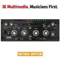IKM - T-RackS Comprexxor - Intro Offer