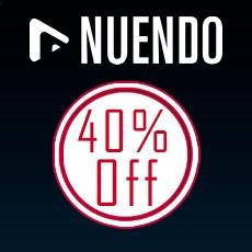 Steinberg - Save 40% on Nuendo 11