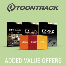 Toontrack - Take It EZ - Deal One
