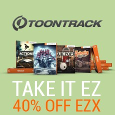 Toontrack - Take It EZ - Deal Two
