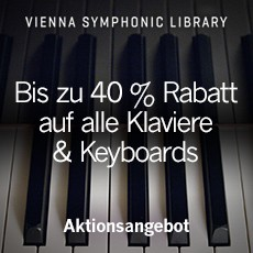VSL: Up to 40% Off All Pianos & Keyboards