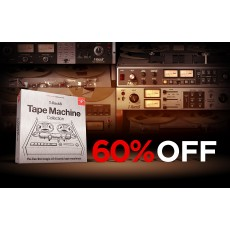 IKM - 60% Off Tape Machine Collection