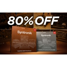 IKM - 80% Off Syntronik & Syntronik Deluxe