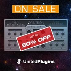 UnitedPlugins - 50% Off Orbitron