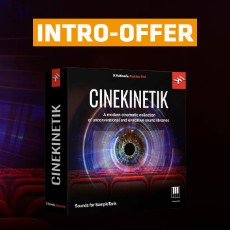 IKM - Cinekinetik Collection - Intro Offer