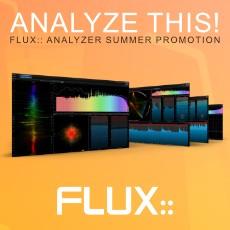Flux: Analyzer Summer Promotion