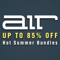 AIR Music & Sonivox Sounds of Summer Sale
