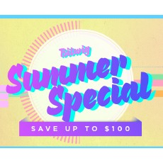Bitwig Summer Special - Save Now!