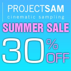 Project SAM Summer Sale: 30% OFF