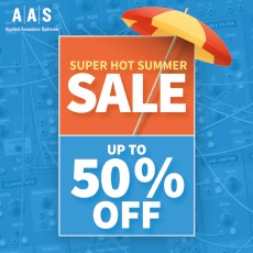 AAS Summer Sale - Up to 50% Off