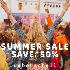 Ueberschall - Summer Sale: Up to 50% OFF