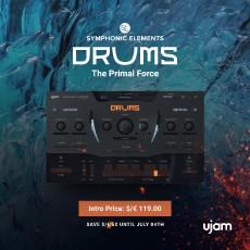 Ujam - DRUMS - Intro Offer