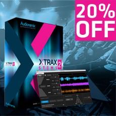 Audionamix - XTRAX STEMS 2 - 20% OFF