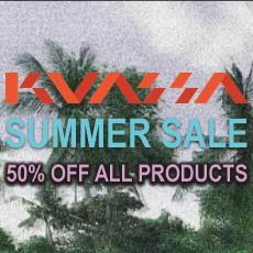 Kuassa - Summer Sale - Up to 50% Off