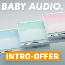 Baby Audio - Smooth Operator Intro Offer
