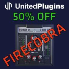 UnitedPlugins - FireCobra - Sale