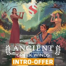 Soundiron - Ancient Greek Winds - Intro Offer