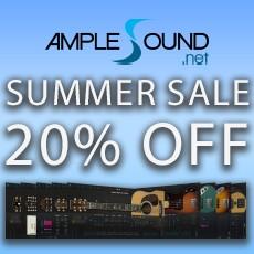 Ample Sound: Summer Sale