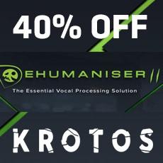 Krotos Audio - Dehumaniser 2 Sale