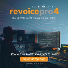 SynchroArts Revoice Sale - Up to 50% OFF