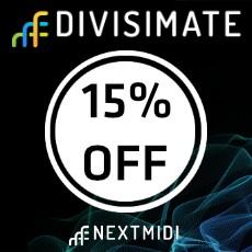 Nextmidi - 15% Off Divisimate