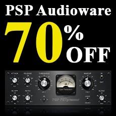 PSP Audioware - FETpressor - 70% Off