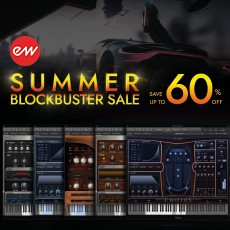EastWest Summer Blockbuster Sale - 60% Off