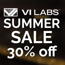 VI Labs Summer Sale - 30% OFF
