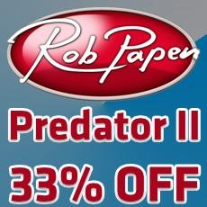 Rob Papen Sale - 33% OFF Predator 2