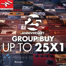 IK Multimedia - 25th Anniversary Group Buy