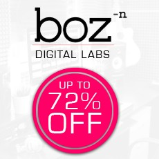 Boz Digital Labs - Up to 72% OFF