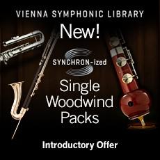 VSL - SYNCHRON-ized Woodwinds Single Packs