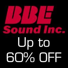 BBE Sonic Sweet & Stomp Board Update Sale