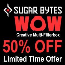 Sugar Bytes - 50% Off WOW2