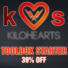 Kilohearts - 39% OFF Toolbox Starter