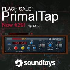 Soundtoys Primal Tap 80% OFF - Flash Sale