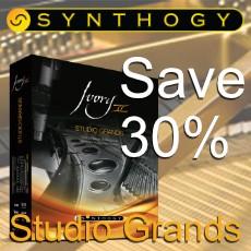 Synthogy Ivory II Studio Grands Sale
