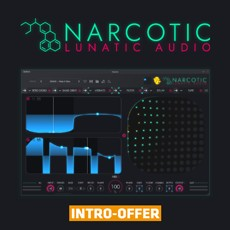 Lunatic Audio - Narcotic Intro Offer
