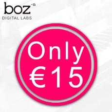 Boz Digital Labs - Gatey Watey Sale