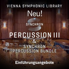 VSL: Synchron Percussion III - Introductory Offers