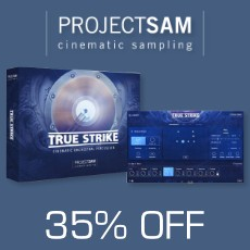 Project SAM True Strike Sale: 35% OFF