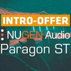 Nugen Audio - Paragon ST - Intro Offer