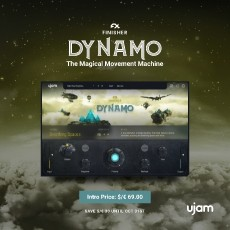 UJAM: Finisher Dynamo - Introductory Offer