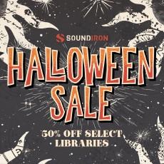 Soundiron Halloween Sale: 50% OFF