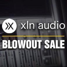 XLN Audio - Blowout Sale