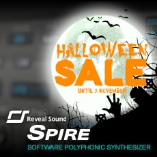 Reveal Sound - Halloween Sale