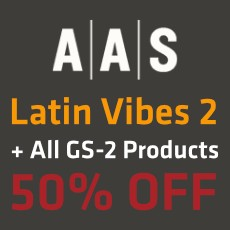 AAS Latin Vibes 2 - Strum GS2 Sound Pack - Intro Offer