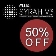 Flux: 50% Off Syrah v3
